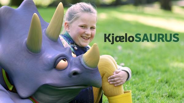 Britisk drama om Klara som har en dinosaur som kjæledyr.