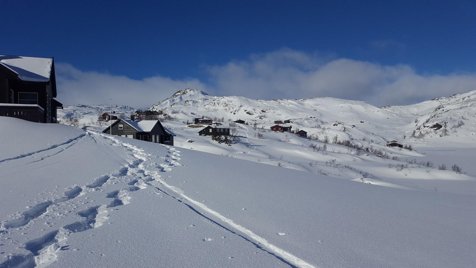 Øvstabødalen i Gjesdal