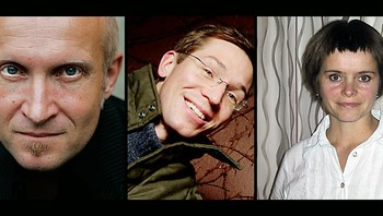 Lars Saaby Christensen, Christopher Grøndahl og Liv Heløe