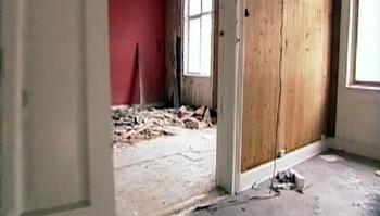 Inne i Munchs leilighet