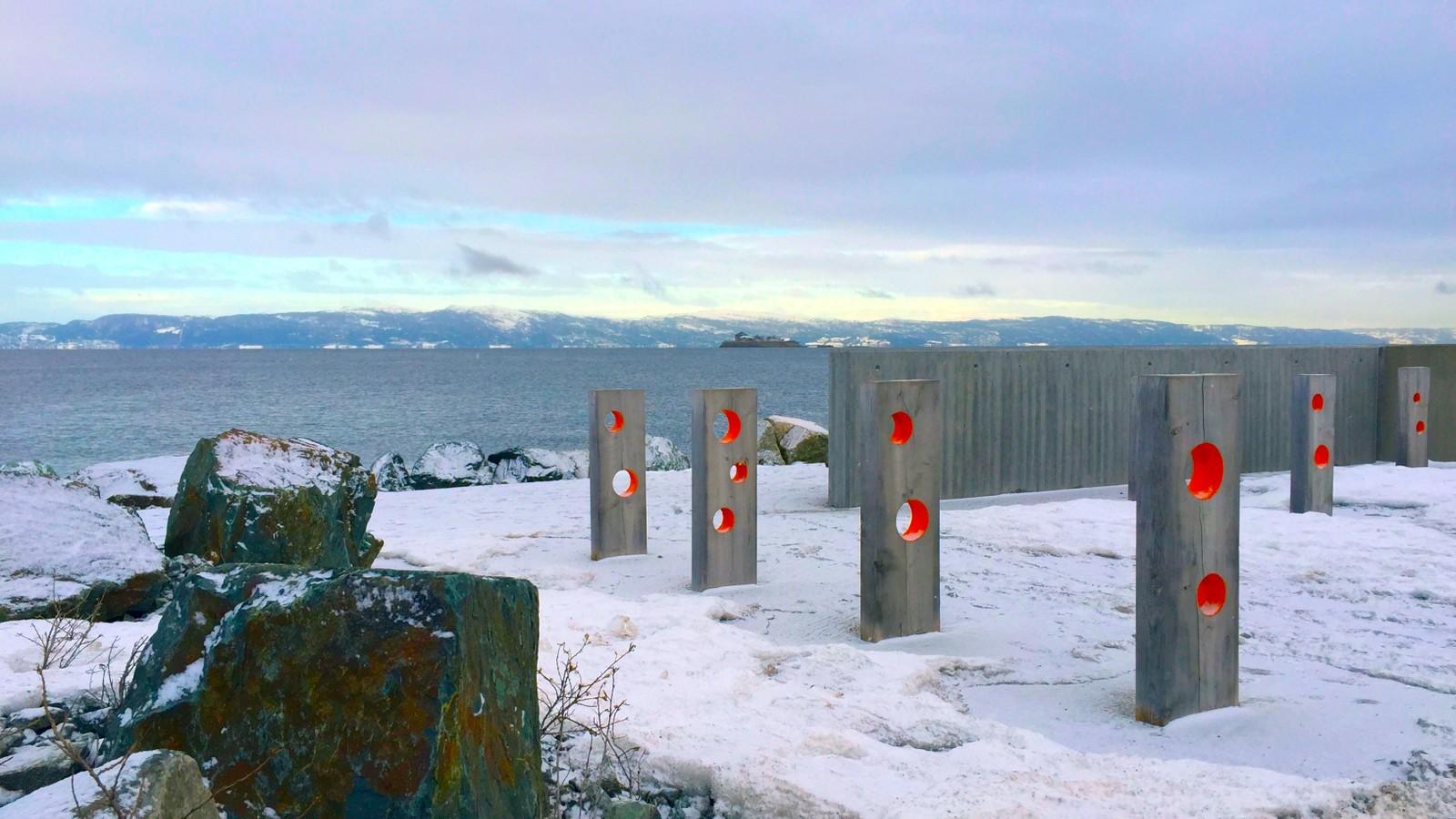 Friområdet på Brattøra, Trondheim