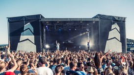 KNALLVÊR: Vert det Slottsfjell som får det beste festivalvêret i år?