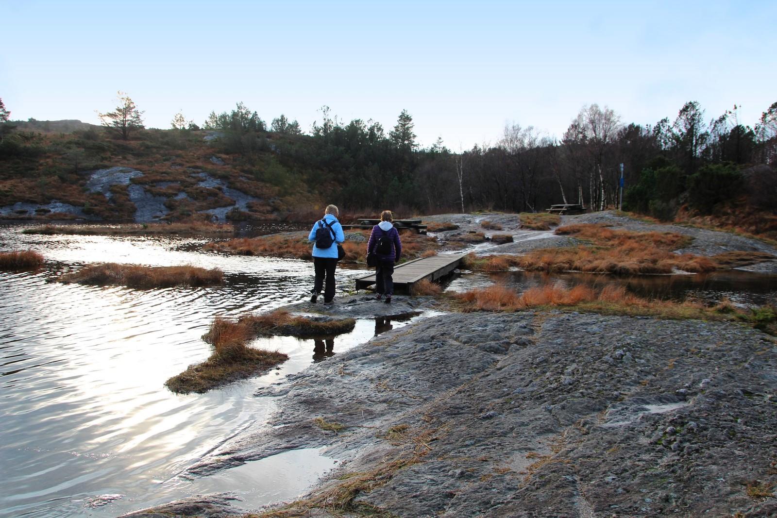 Krokavatnet i Haugesund.