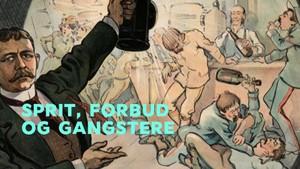 Sprit, forbud og gangstere