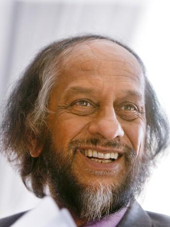 Leder av FNs klimapanel og fredsprisvinner Dr. Rajendra Pachauri