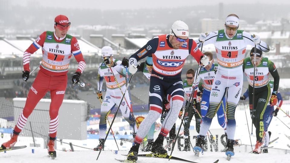 VM på ski