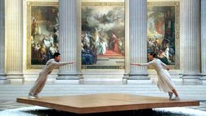 Hovedscenen - TV: Monumenter i bevegelse