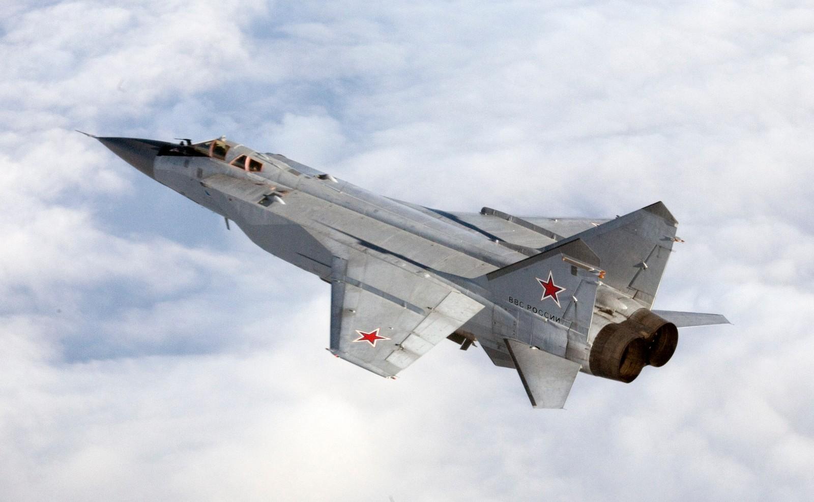 Mikojan-Gurevitsj MiG-31 (NATO-kallenavn: Foxhound) er en russisk jagerflytype. Den er en høyhastighets avskjæringsjager, og ble konstruert for å erstatte den eldre modellen MiG-25.