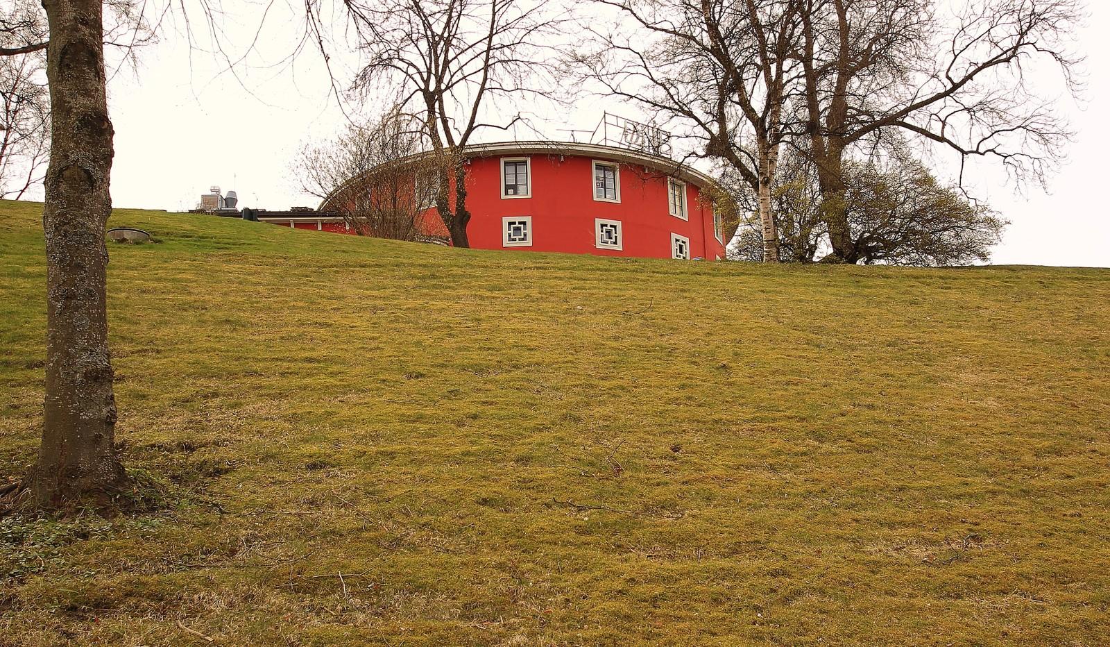 Det runde hus i Trondheim