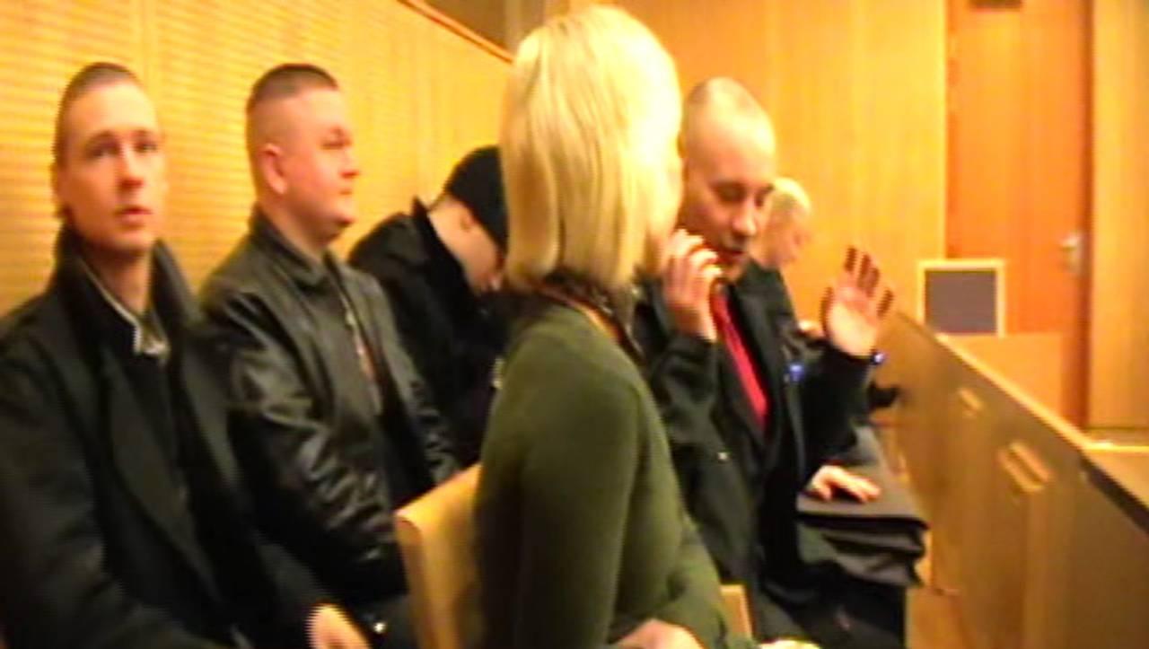 Yan Petrovskiy i Oslo tingrett i forbindelse med utlevering av Datsik