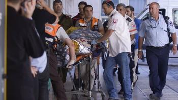 Israelske politimenn såret
