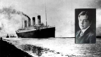 Titanic og Fahlstrøm