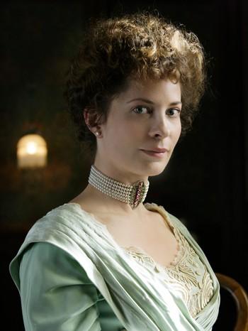 Maria Bonnevie i rollen som Maud.