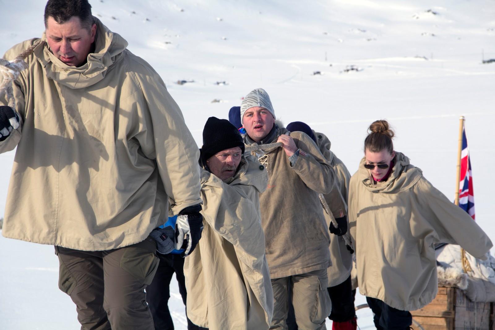 Ingeniørfirmaet Tor Eide AS har tatt med 29 av sine ansatte på «teambuilding» til Finse.