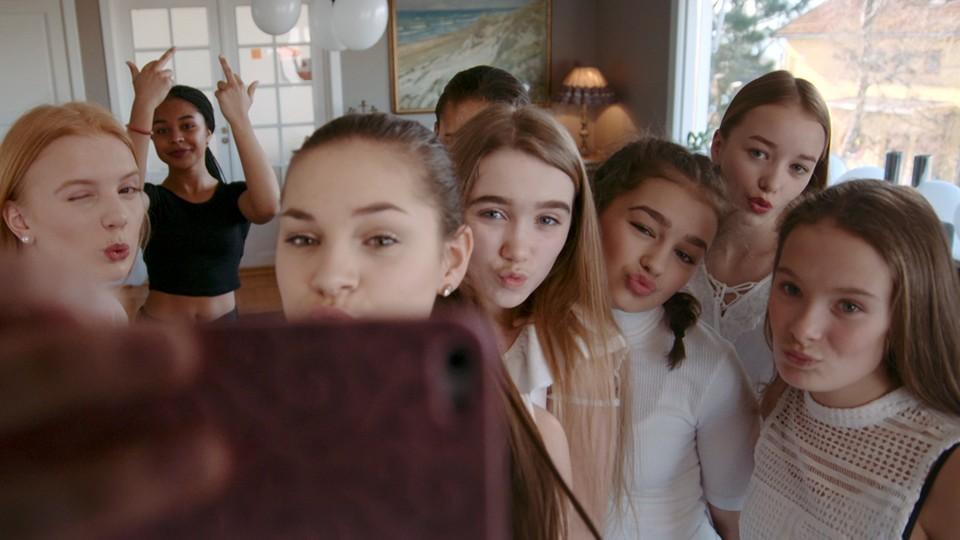 tv bilder av jenter
