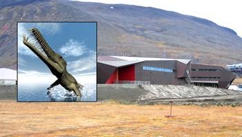 Jurassic Park på Svalbard
