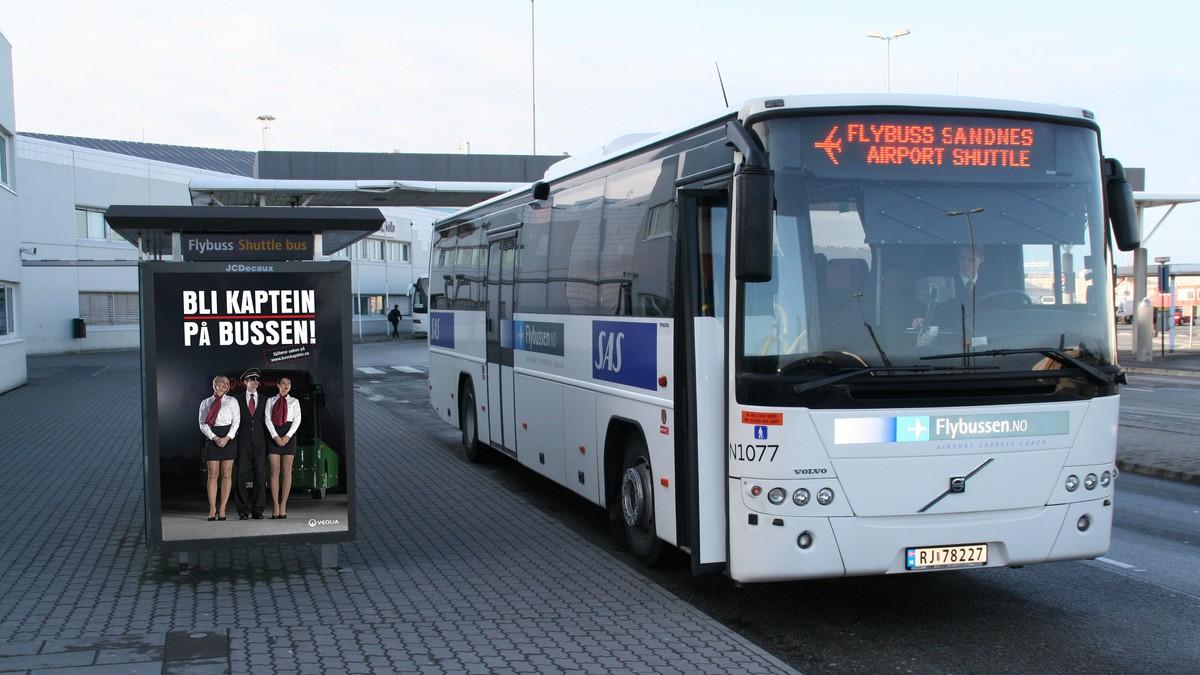 flybuss fra heimdal