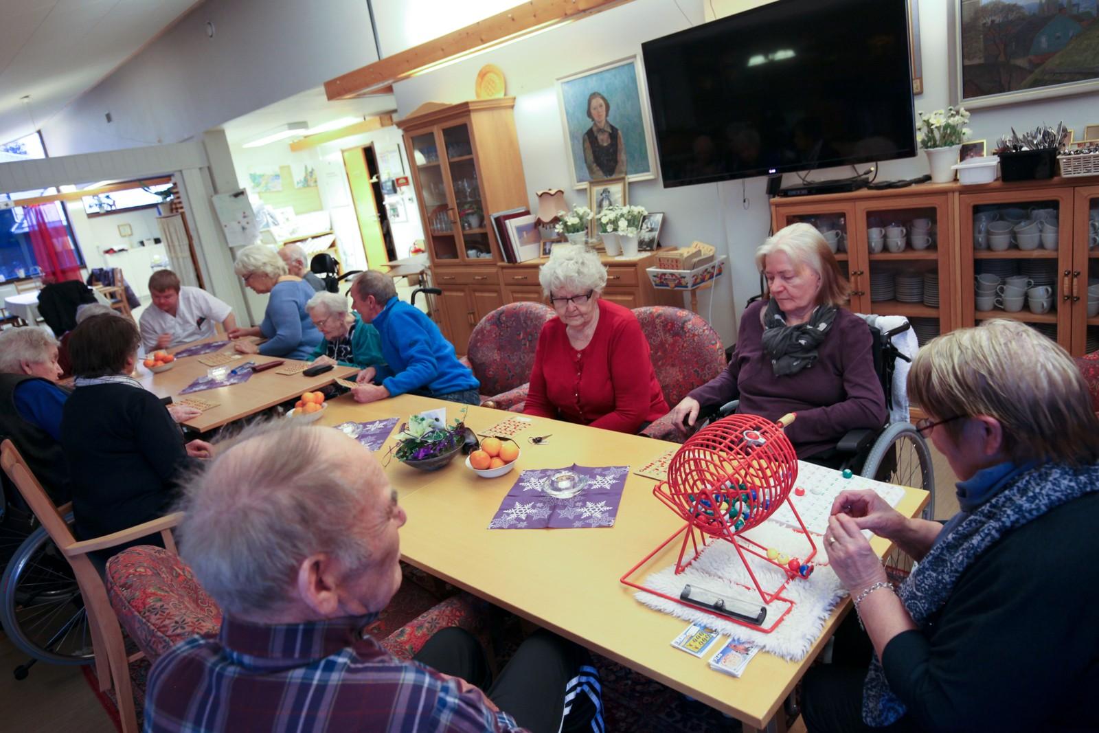 Å stille opp for hverandre, er noe som kjennetegner kommunen, sier flere innbyggere til NRK.
