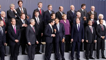 NATO-møte i Lisboa