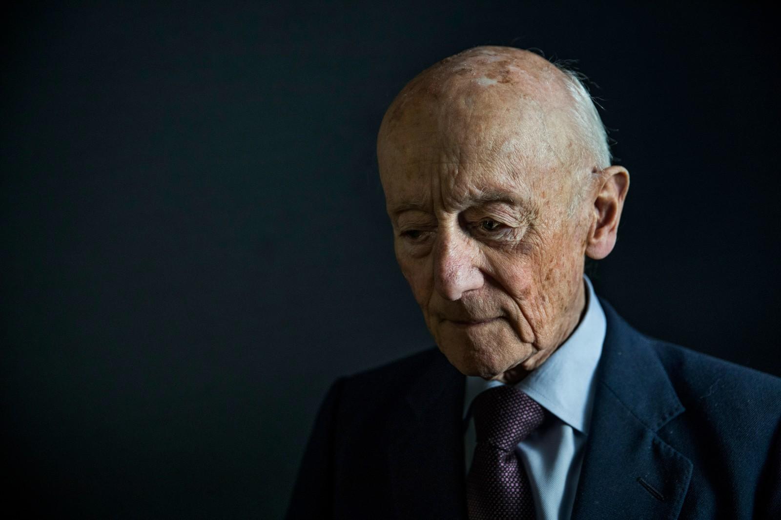 Tidligere statsminister Kåre Willoch (88).