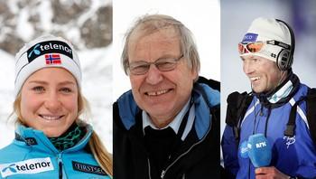 Lotte Smiseth Sejersted, Arne Scheie og Frode Estil