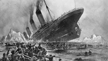 Dramatisert framstilling av «Titanic»-forliset 1912