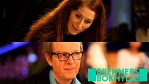 Brenners bokhylle: Lars Lillo-Stenberg og Lise Klaveness