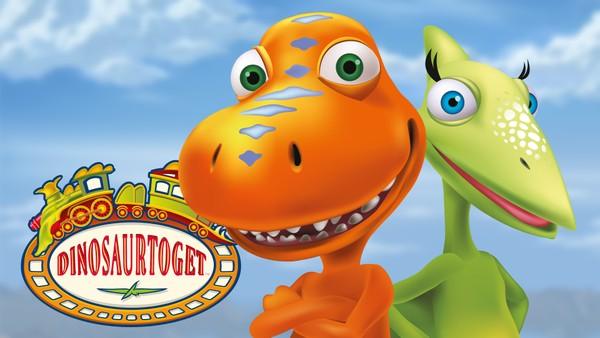 I Pteranodonåsen bor søsknene Småen, Don, Petra og Kompis. Ved å gå om bord i Dinosaurtoget kan familien reise gjennom en tidstunnel og tilbake i tid for å hilse på alle de ulike dinosaurartene. Amerikansk animasjonsserie.