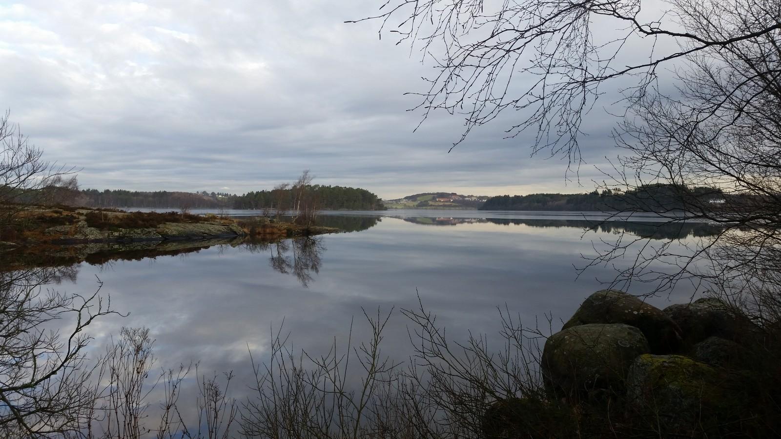 Store Stokkavatn i Stavanger
