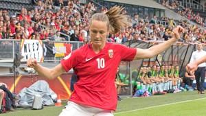 18:55 · VM-kvalifisering fotball: Nederland - Norge