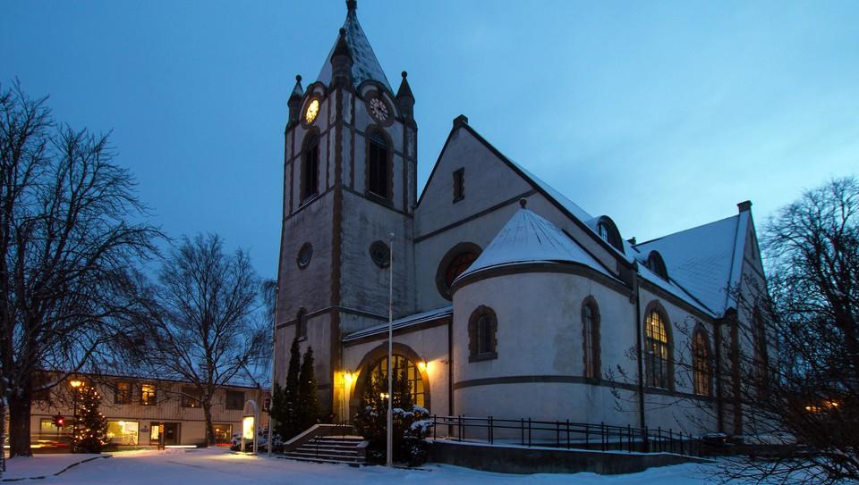 Gudstjeneste fra Levanger kirke