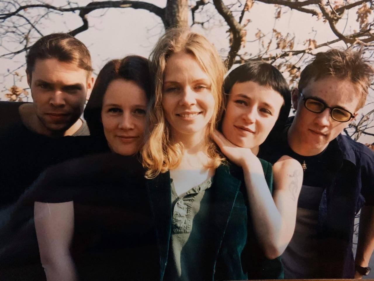 Sondre Lerches band Side Effects fra før solokarrieren tok av.