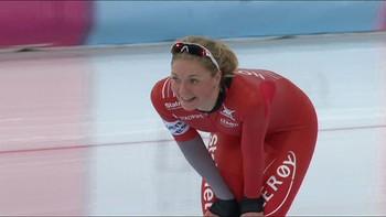 Sterk tredjeplass for Njåtun på 3000m i VM på Hamar.