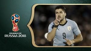 Fotball - VM: Egypt - Uruguay