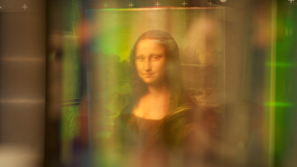 Mysteriet Mona Lisa