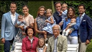 den svenske kongefamilie
