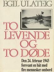 Framsida av boka til Egil Ulateig.