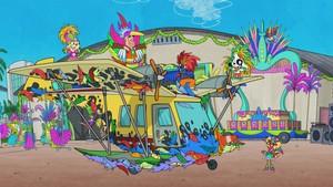 Hekta på karneval!