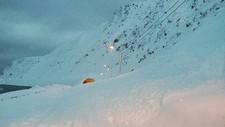 Snøskred nordvågen - Foto: Statens vegvesen