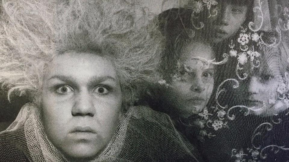 Spøkelsesjakten