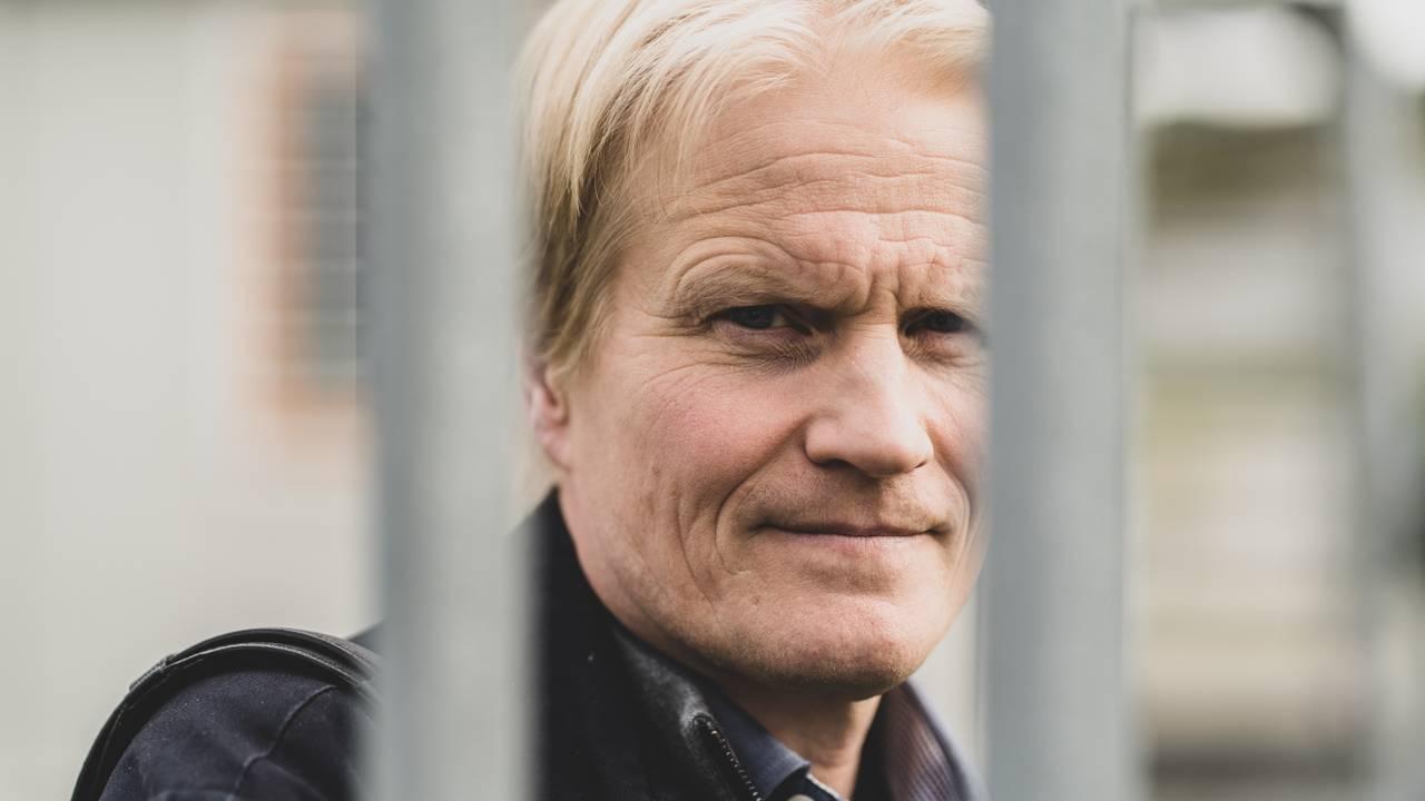 Portrett Erik Risnes