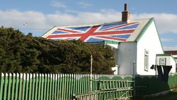 Hus i Stanley, Falklandsøyene
