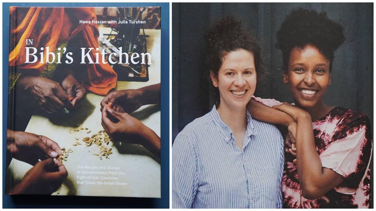 Hawa Hassan og Julia Turshen har gitt ut kokeboken
