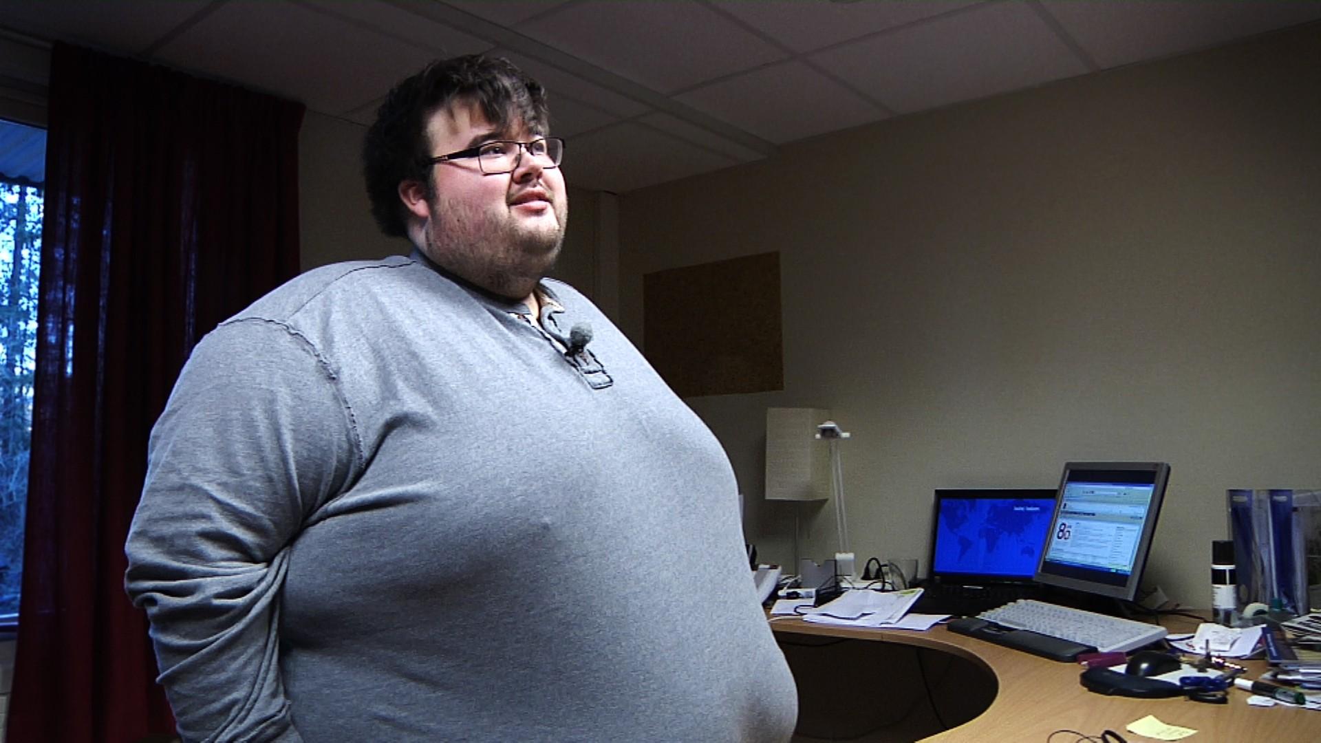 ekstrem overvekt