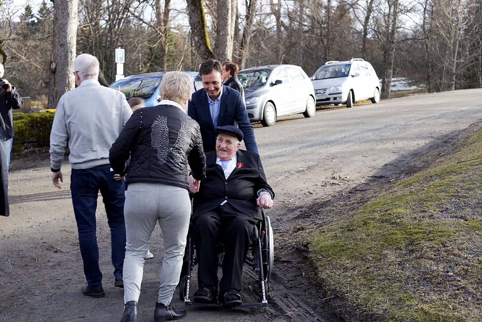 Joralf Gjerstad blir 90 år mandag.