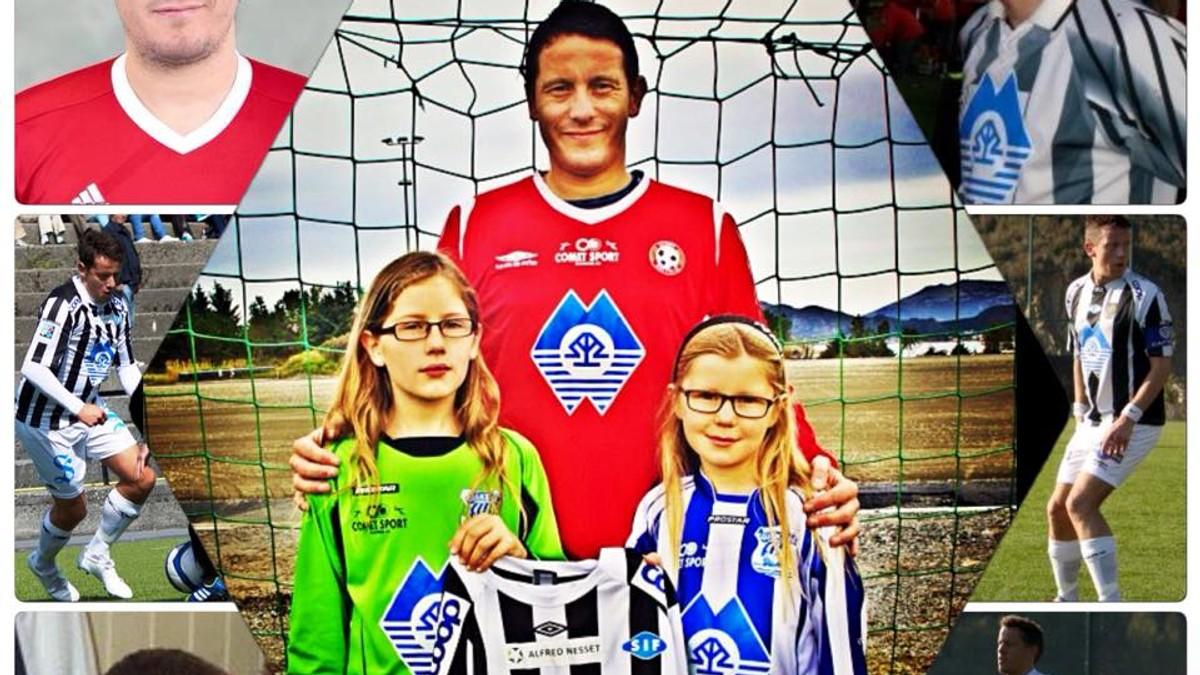 cbfa773b Torsdag spillte han kamp nummer 500 – NRK Møre og Romsdal – Lokale nyheter,  TV og radio