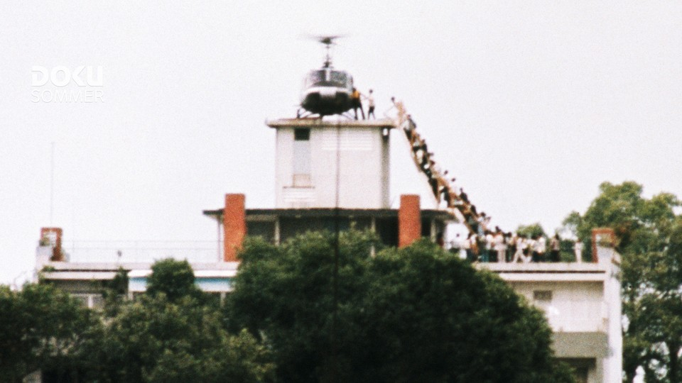 – Hele Saigon ville evakueres