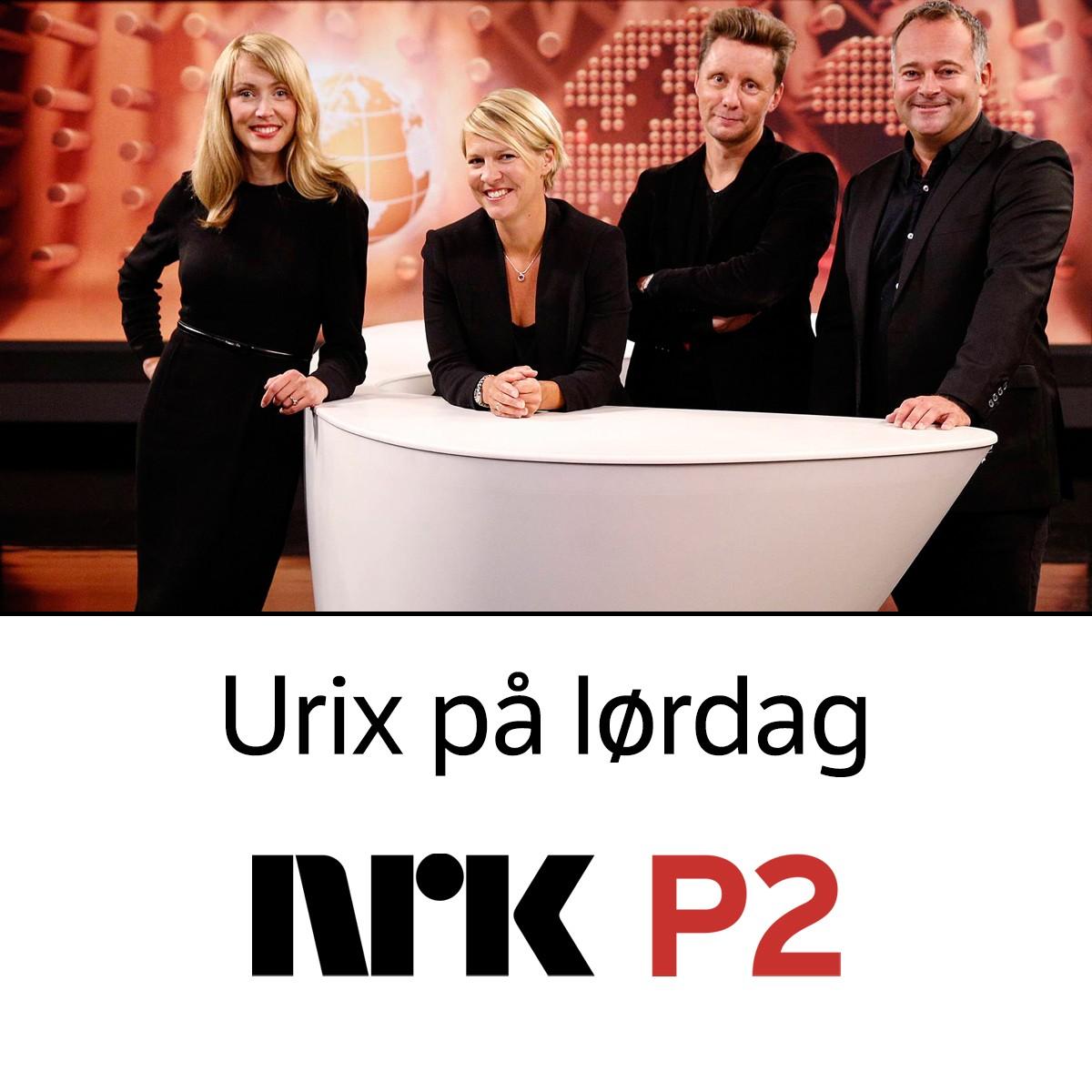 NRK – Urix på lørdag