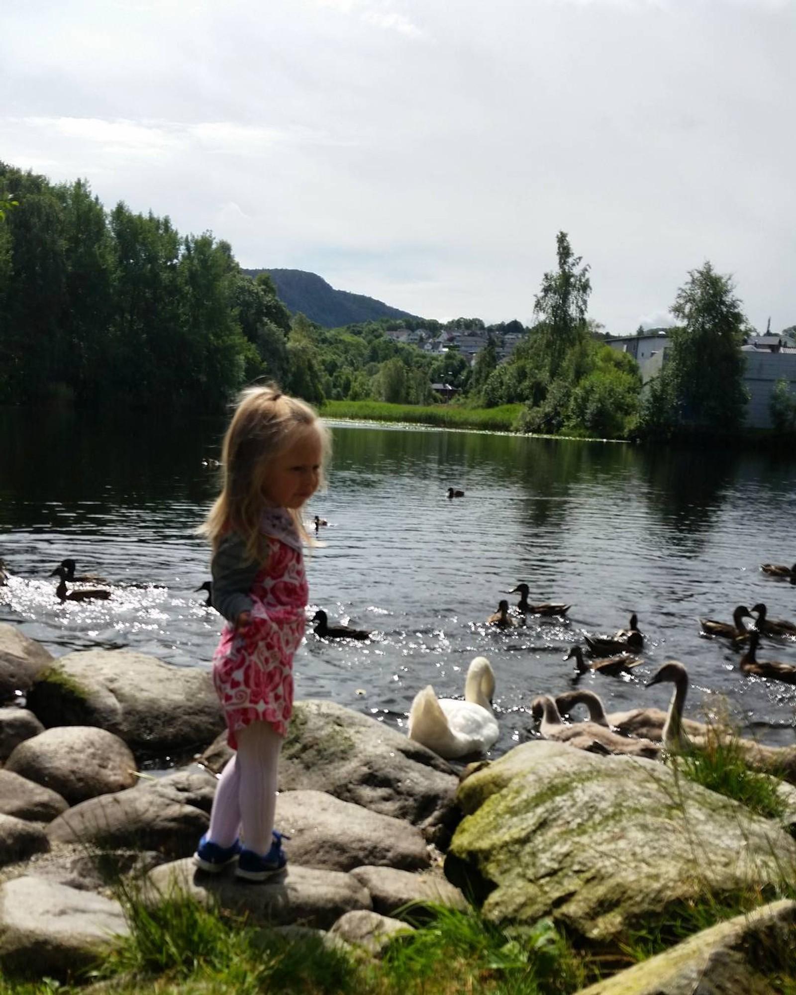 #barnebarn #hommersåk #ferieglede
