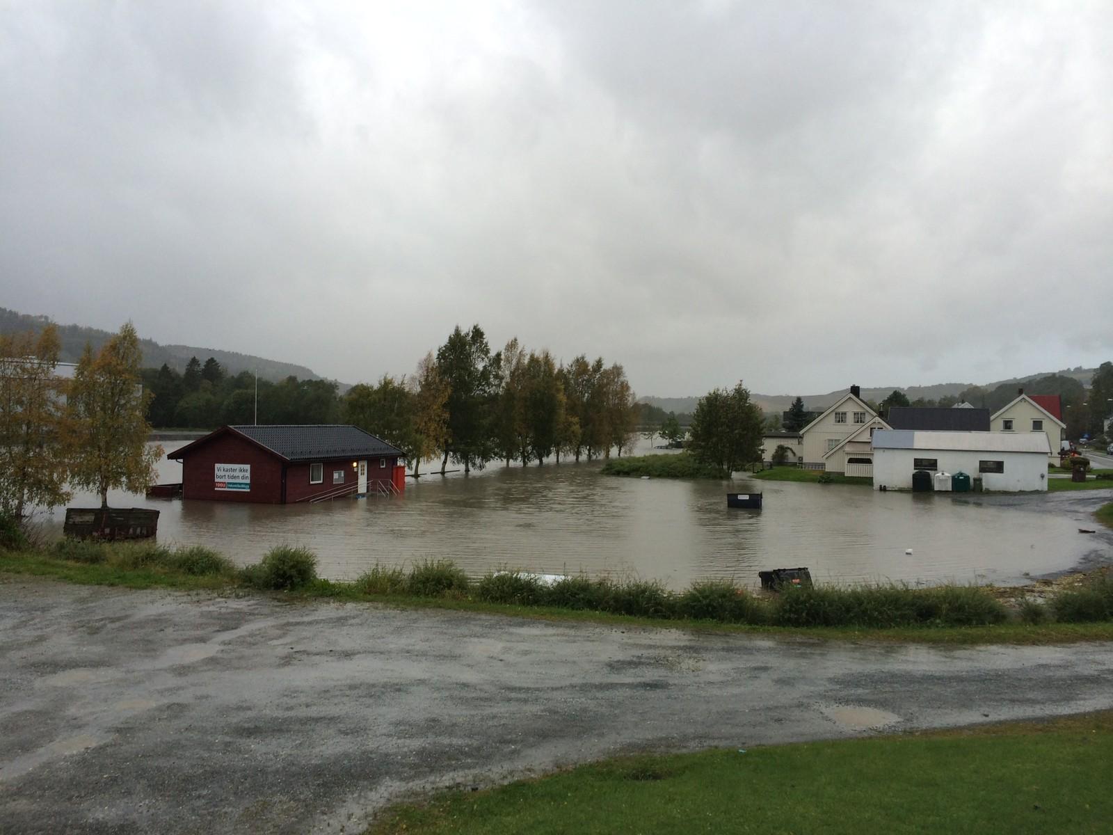 Vuku i Verdal kommune